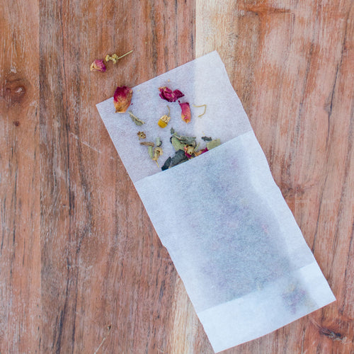 Herbal Tea & Bath Soak Filters (Pack of 5)