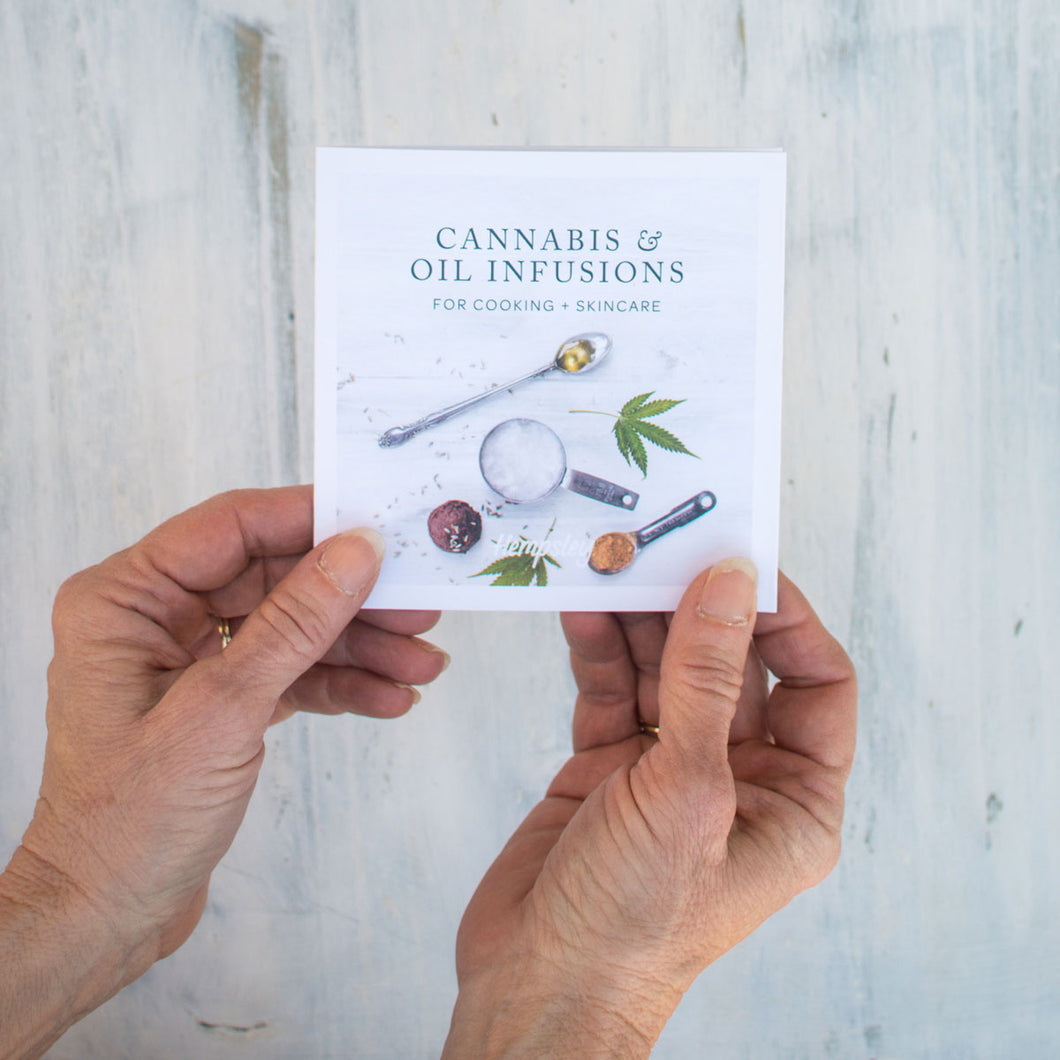 Cannabis Oil Infusions Brochure