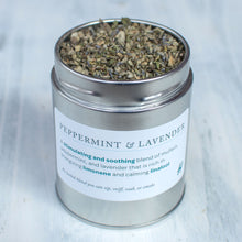 Load image into Gallery viewer, Lavender & Peppermint Herbal Blend