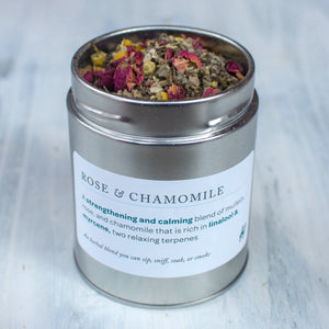 Rose & Chamomile Herbal Blend