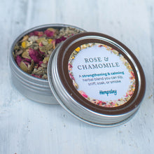 Load image into Gallery viewer, Rose & Chamomile Herbal Blend