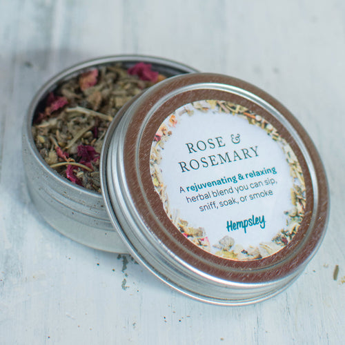 Rose & Rosemary Herbal Blend