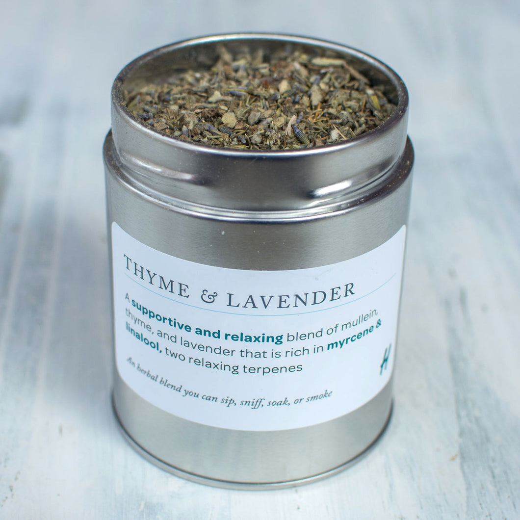 Thyme & Lavender Herbal Blend