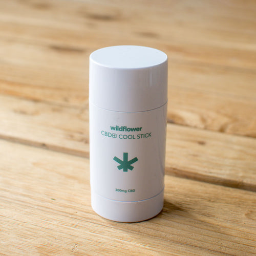 Wildflower CBD Cool Stick, 100/300mg