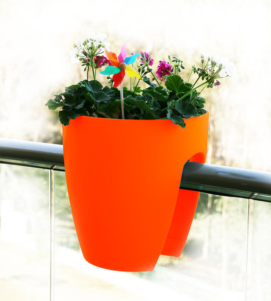 Greenbo Planter - Orange