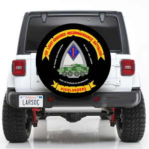 1ST LAR BN CURRENT SPARE TIRE COVER