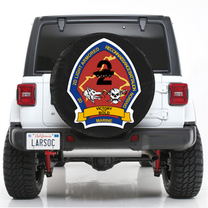 2D LAR BN SPARE TIRE COVER