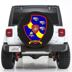 3D LAR BN SPARE TIRE COVER