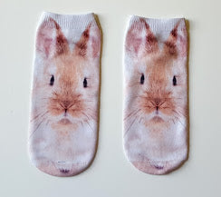 Baby Bunny Ankle Socks