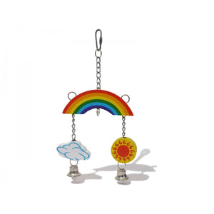 Woodies Rainbow Mobile