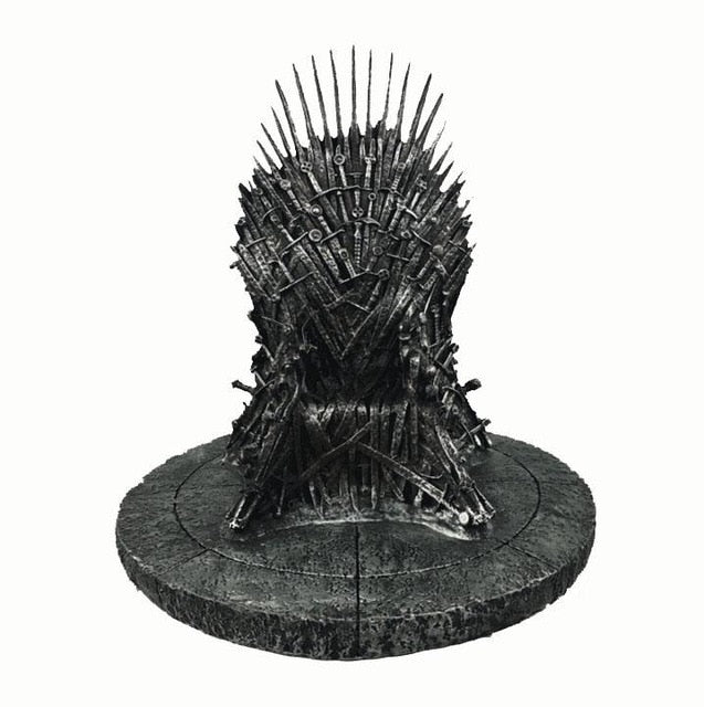 Game Of Thrones Iron Throne Action Figure