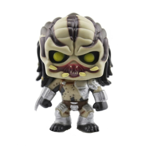 Alien VS Predator PVC Action Figure Bobble Head Edition