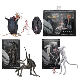 AVP Aliens vs Predator Alien Covenant Xenomorph Neomorph Creature Pack