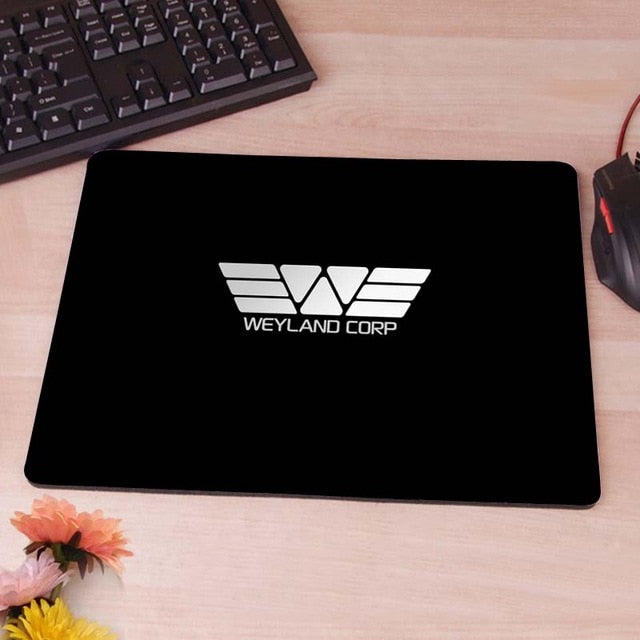 Alien vs Predator Non-Skid Rubber Mouse Pad Custom