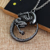 Alien vs Predator Necklace with Xenomorph Pendant