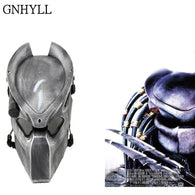 Alien Vs Predator Lonely Wolf Mask Tactical Full Face Mask