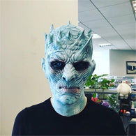 High Quality Cosplay Game of Thrones Night's King Mask