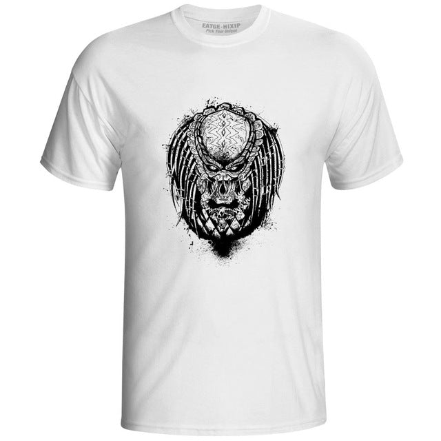 Predator Novelty Style Creative Casual T-Shirt