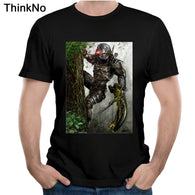 Alien covenant Predator Xenomorph Casual T-Shirt