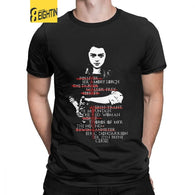 Game OF Thrones Arya Stark List T Shirt