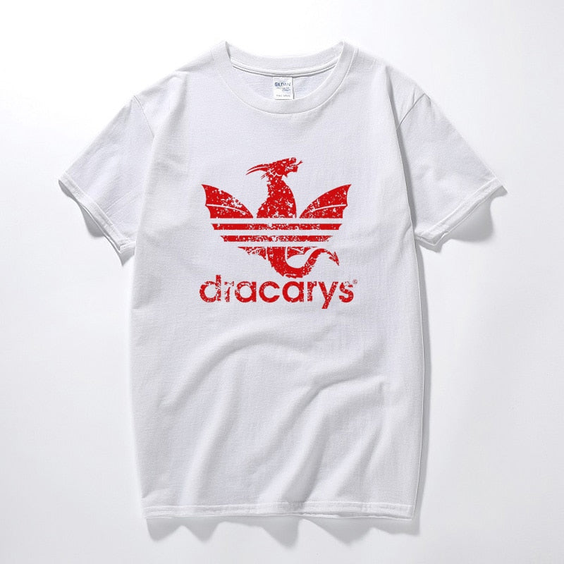 Dracarys Game Of Thrones Unisex Vintage Style T-Shirt