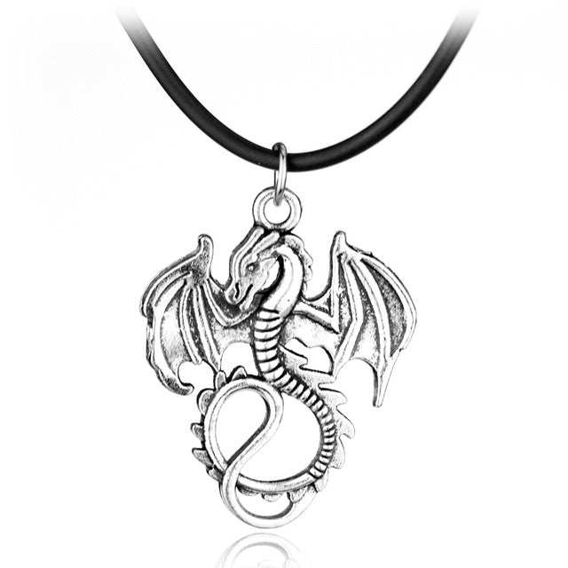 Trendy Game of Thrones Necklace with Pendant
