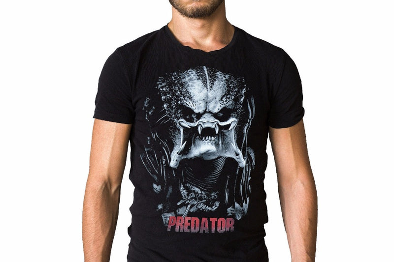 100% Cotton Graphic Predator T Shirt