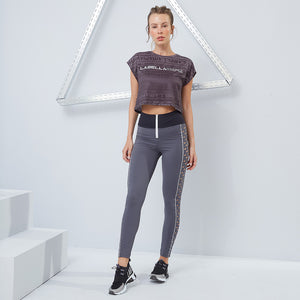 Cropped Gris