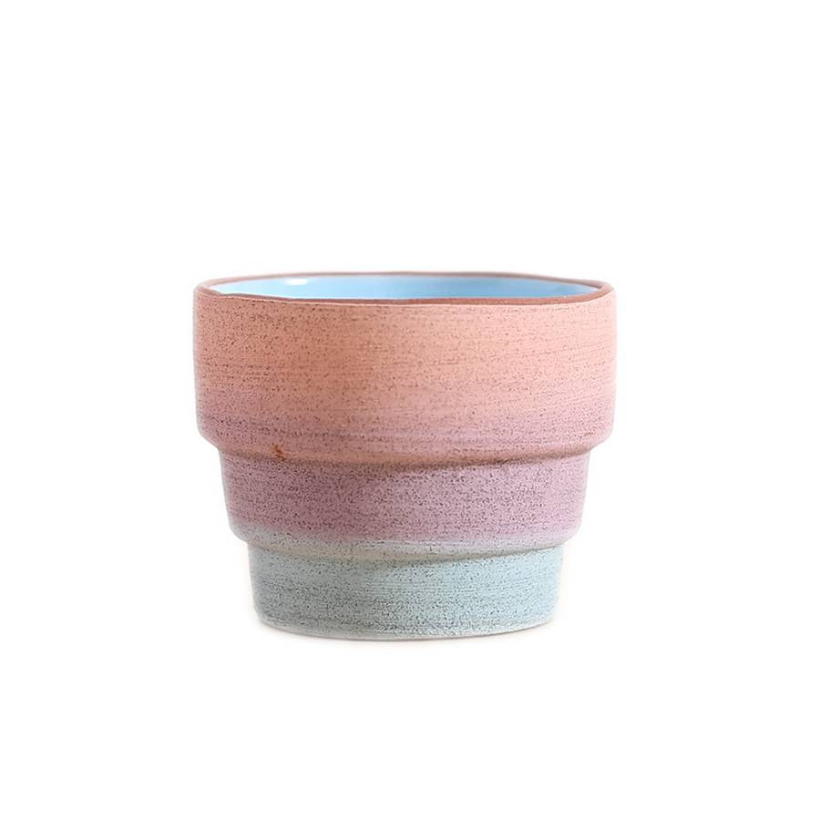 Ombre Mini Step Planter - Brian Giniewski - Sixth Wave