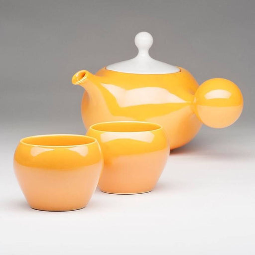 Bulb 3 Pc. Tea Set - Maia Ming Designs - Sixth Wave
