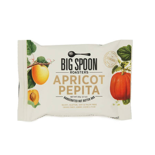 Big Spoon Roasters Apricot Pepita Nut Butter Bars - Sixth Wave