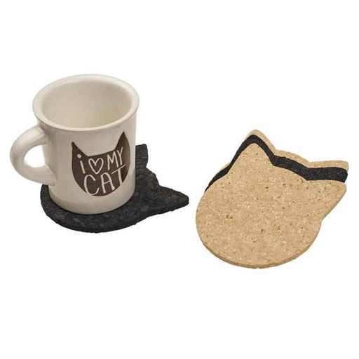 Ore' Originals Cat Coasters - Recycled Rubber - Sixth Wave