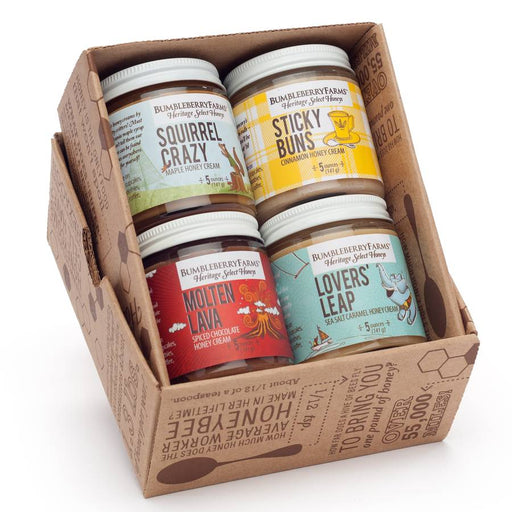 Honey Spread Gift Collection - Bumbleberry Farms - Sixth Wave