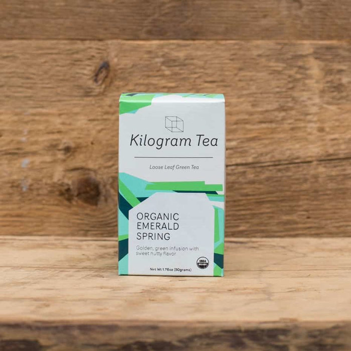 Emerald Spring Loose Green Tea