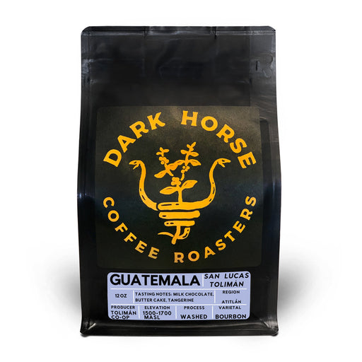Guatemala Atitlan - Dark Horse Coffee Roasters - Sixth Wave