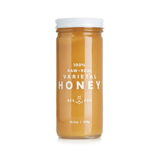 Colorado Sweet Yellow Clover Honey - Bee Raw - Sixth Wave