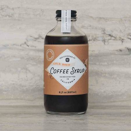 Cold Brew Coffee Syrup - Box of 2