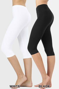 Capri Seamless Leggings