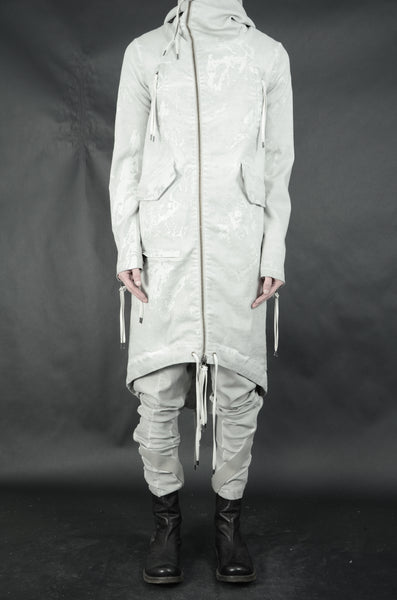 KNITTED LINEN SCARF 92 BLACK
