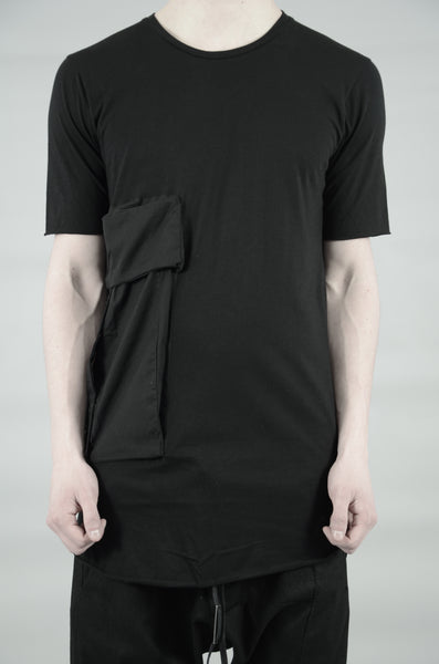 T-POCKET T-SHIRT 25 BLACK