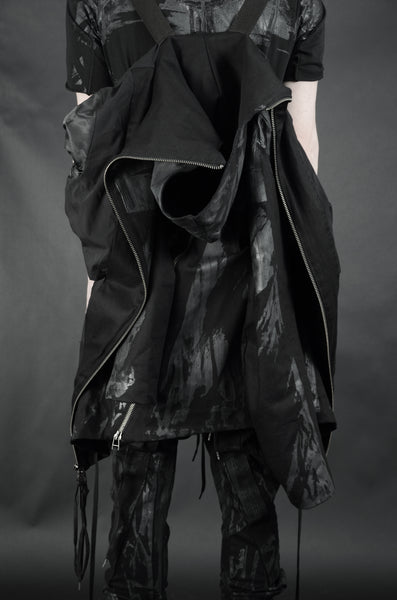 SPIRAL ZIP BACKPACK 50