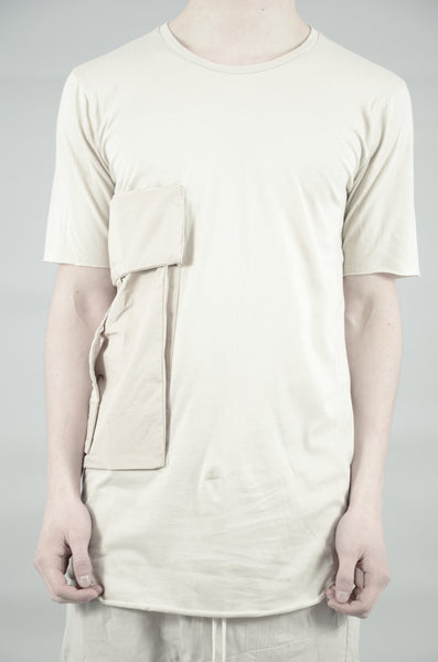 T-POCKET T-SHIRT 25 SAND