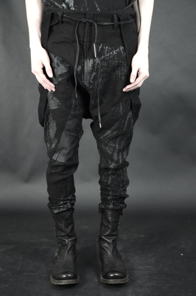 PATCHED T-SHIRT 23 SAND