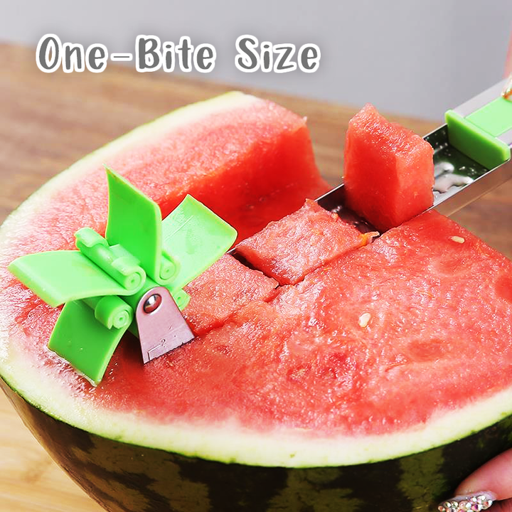 2019 New trend-Automatic Watermelon Slicer