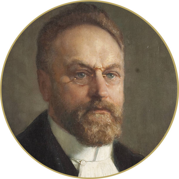 Herman Bavinck headshot
