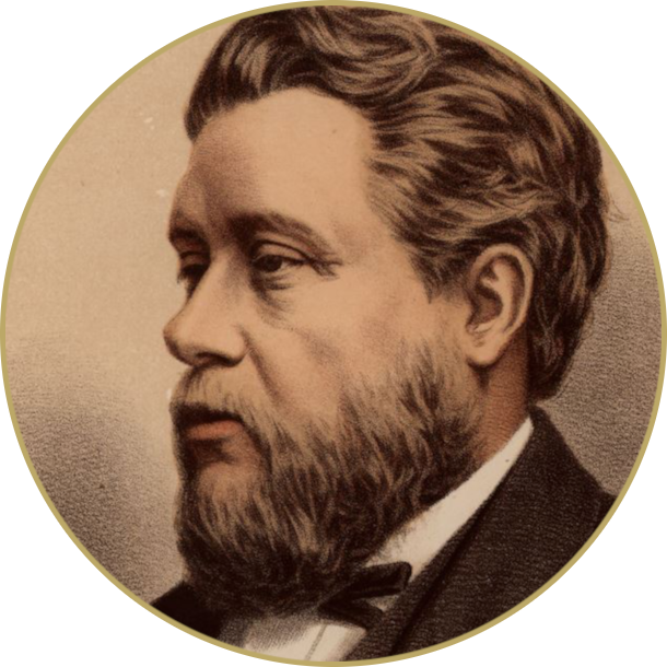 Charles Haddon Spurgeon headshot