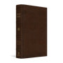 ESV Preaching Bible (Trutone Over Board, Deep Brown) - English Standard Version - 9781433570902