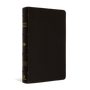ESV Thinline Bible (Buffalo Leather, Deep Brown) - English Standard Version - 9781433570865