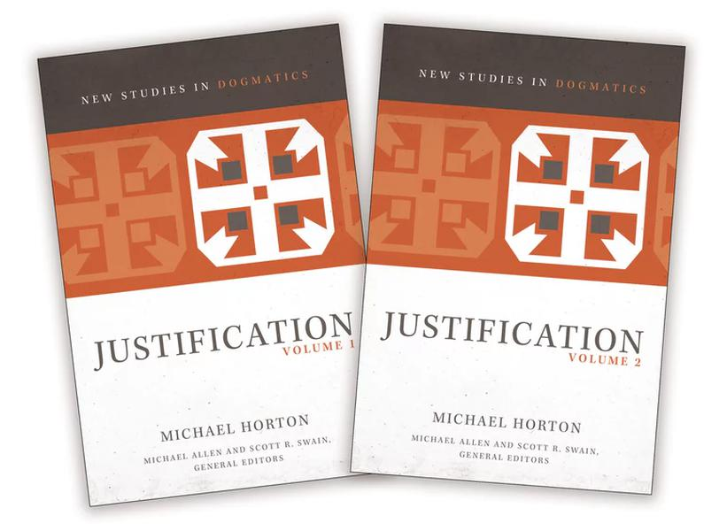 Justification: Two-Volume Set (New Studies in Dogmatics) Horton, Michael ; Michael Allen, Swain, Scott R. cover image