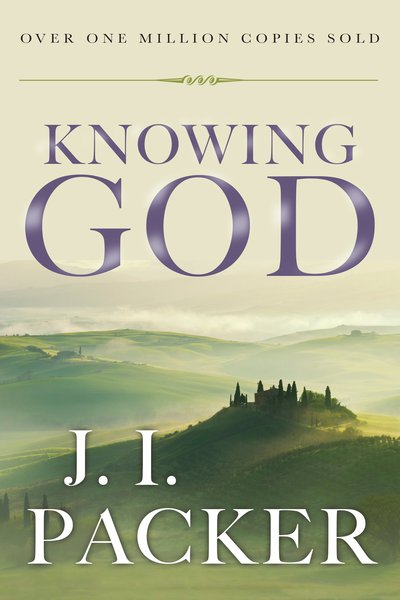 knowing god j i packer cover image
